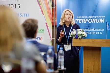 Вера Машкова, HR-Директор, АББ (ABB). Форум HR директоров